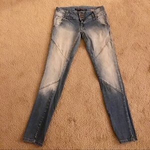 Zara Denim Rules by TRF Skinny Jeans size 6